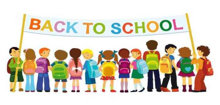 De scholen starten weer