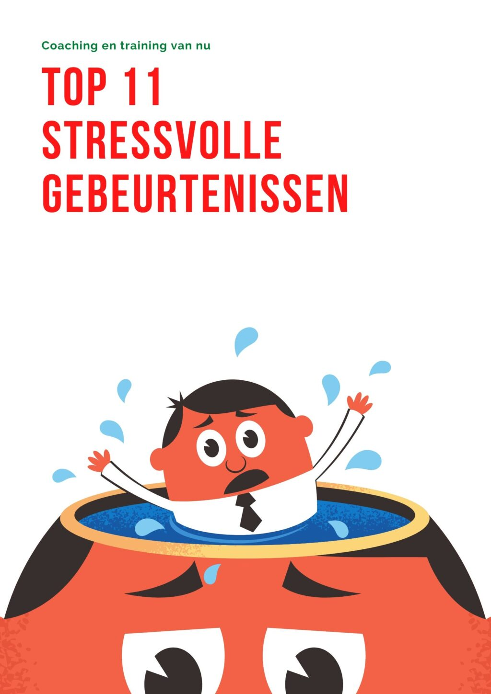 adviezen bij stress
