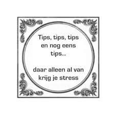 tips tips stress