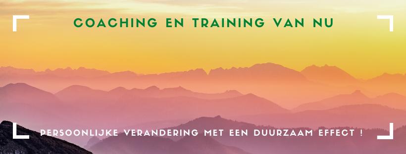 Trainingen overzicht