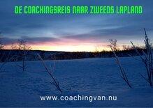De coachingsreis naar Zweeds Lapland